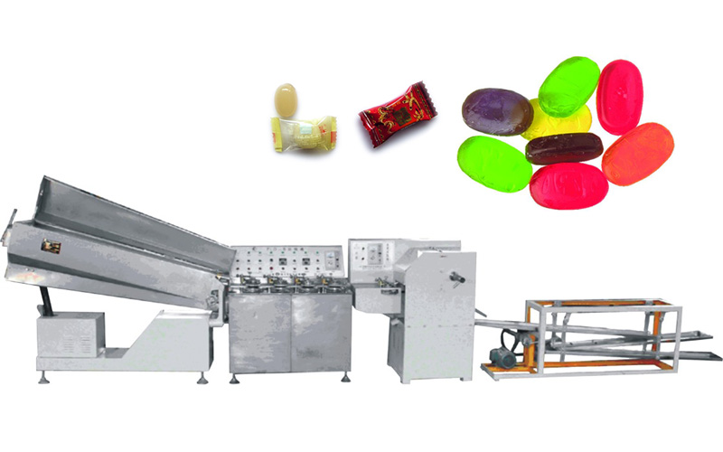 Die Formed Candy Production Line